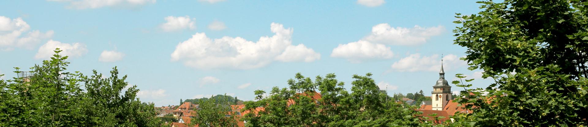 Home, View, Bietigheim-Bissingen, Kanzlei, Ausblick